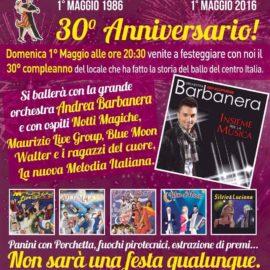 30° anniversario de IL DOLLARO