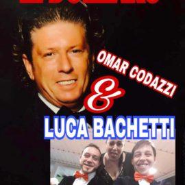 Evento di Natale 2017 con Omar Codazzi e Luca Bachetti